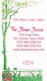 The Flower Forrest